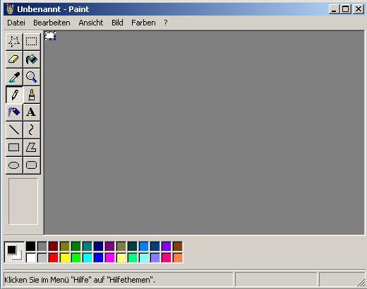 malprogramm paint
